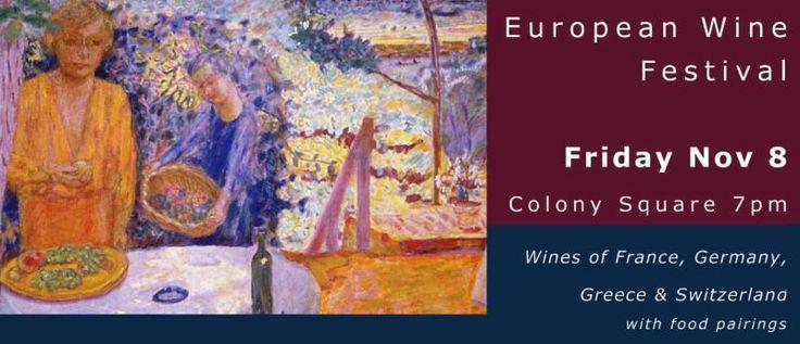 15th Annual European Wine Festival Hosted By Alliance Francaise d'Atlanta