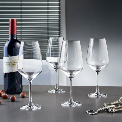 4-er Set Rotweinglas VIVO VOICE BASIC - Qualität der VILLEROY & BOCH GROUP