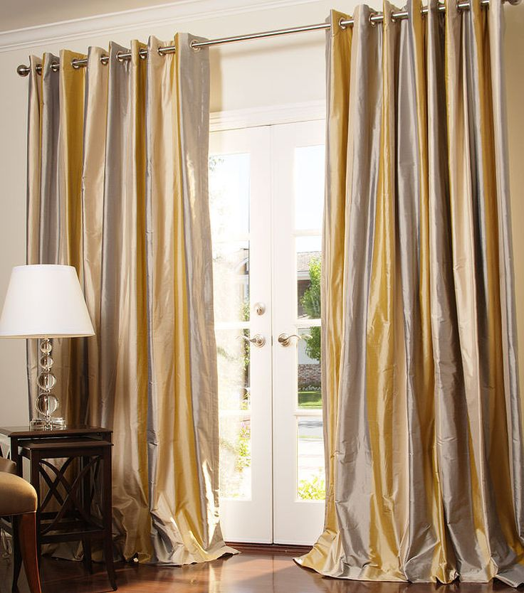 Drapes Pictures Best 25 Silk Drapes Ideas On Pinterest  Luxury Curtains French