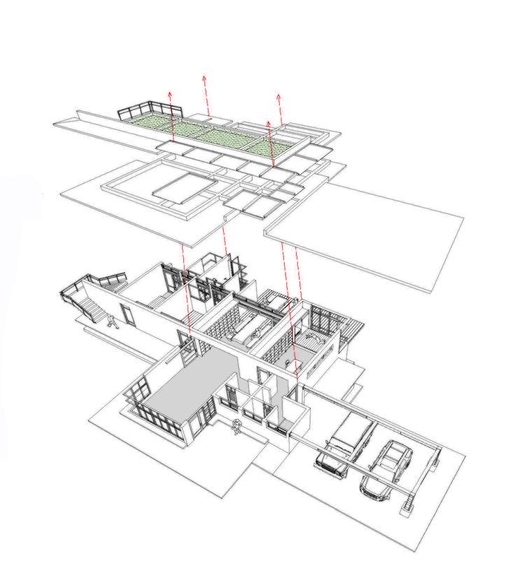 Galería - Casa Pacífica / Wang, Pe-Jen Architects - 25