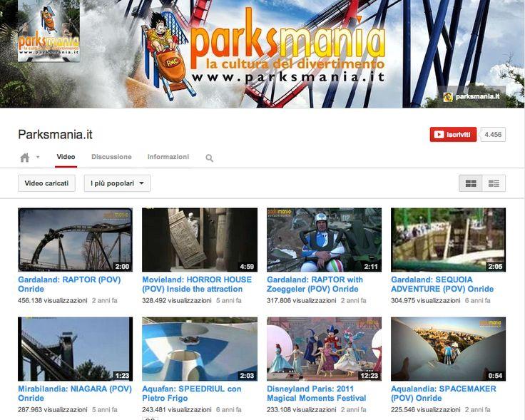 Parksmania http://www.parksmania.it/2013/08/19/parksmania-it-youtube-channel-10-milioni-di-video-visualizzati/