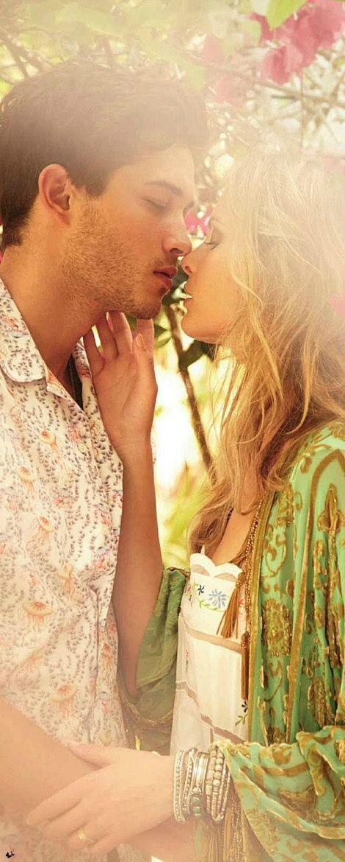 Love Story - Jessiann Gravel-Beland And Francisco Lachowski For Uk Cosmopolitan June 2014