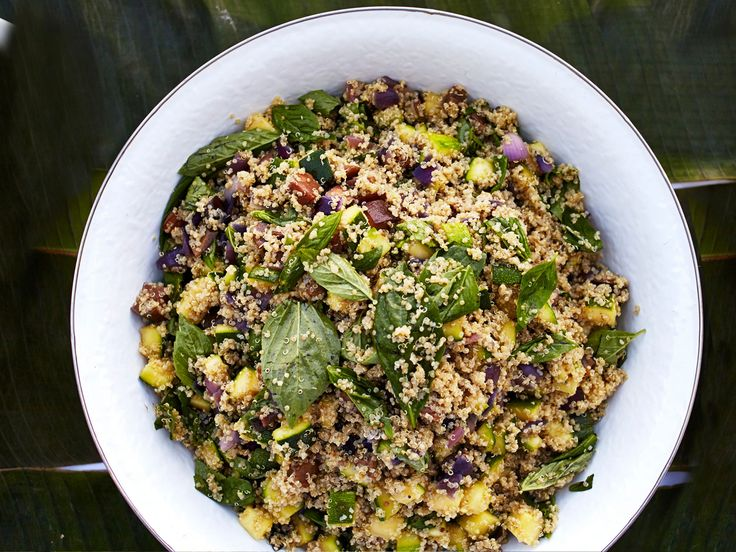 Quinoa salad with grilled zucchini and habanero oil recipe quinoa salad with grilled zucchini and habanero oil recipe quinoa salad quinoa and zucchini forumfinder Choice Image