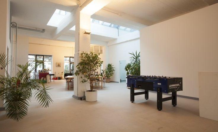 Arbeitsplätze in Büro Industrieloft Köln Agnesviertel mieten #Büro, #Bürogemeinschaft, #Köln, #Office, #Coworking, #Cologne