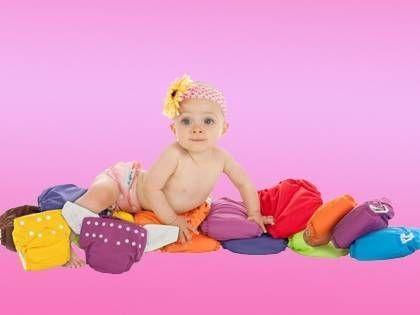 Yıkanabilir bebek bezi