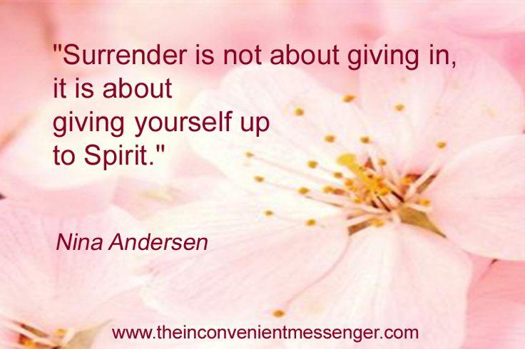Surrenderis