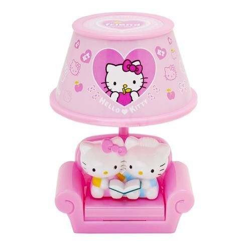 hello kitty lamp hello kitty bedrooms bathrooms pinterest. Black Bedroom Furniture Sets. Home Design Ideas
