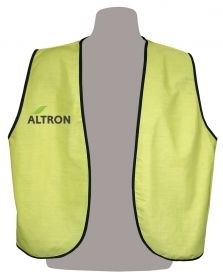 Promotional Products Ideas That Work: Poplin Vest. Made in Canada. Get yours at www.luscangroup.com