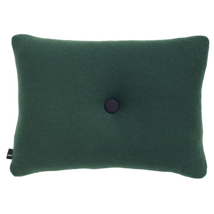 Dot Tonus putetrekk, mørkegrønn i gruppen Tekstil / Pledd & Pynteputer / Pynteputer hos ROOM21.no (1022913)