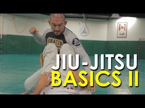 Brazilian Jiu-Jitsu: Basic Moves | The Art of Manliness