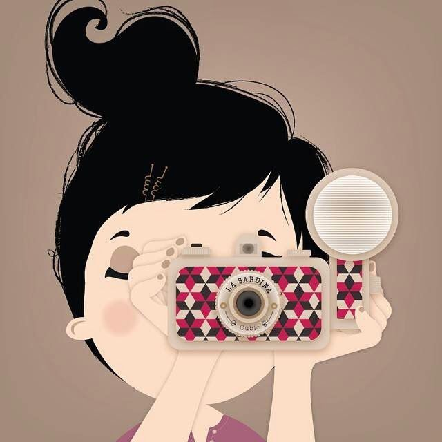 ❤ ADORABLE CHUBBY GIRL AVATARS 640x640 | PicFish