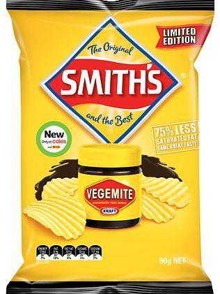 Vegemite chips!