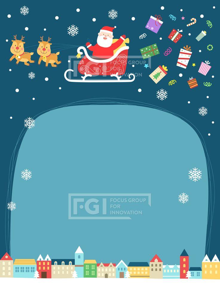 ILL167, 프리진, 일러스트, 이벤트, 프레임, ILL167, 크리스마스, 성탄절, 기념일, 행사, 축제, 홀리데이, 공휴일, 휴일, 겨울, 사람, 인물, 동물, 캐릭터, 루돌프, 사슴, 순록, 남자, 남성, 노인, 노년, 할아버지, 산타할아버지, 산타, 산타클로스, 크리스마스트리, 트리, 나무, 모자, 장갑, 선물, 선물세트, 집, 장식, 지팡이, 폭죽, 종, 데코레이션, 눈, 앉아있는, 행복한, 즐거운, 방울, 편지지, 카드, 썰매, 마을,20100278,#유토이미지 #프리진 #utoimage #freegine