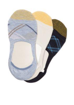 Gold Toe Assorted Plaid Socks