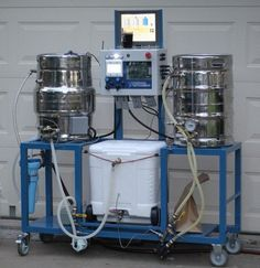 This May Be the Most Meticulous Home-Brewing System Ever Built « Beer