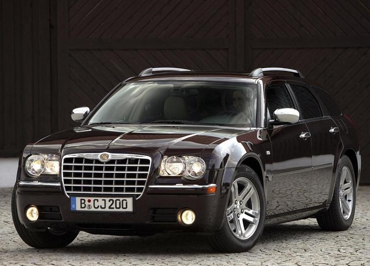 2005 Chrysler 300C Touring