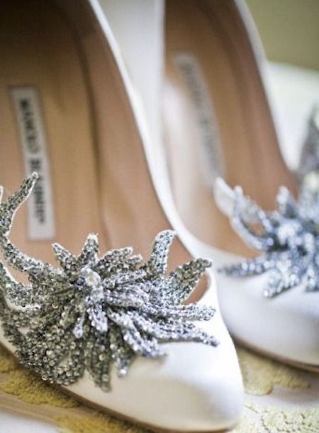 manolo blahnik wedding shoes review