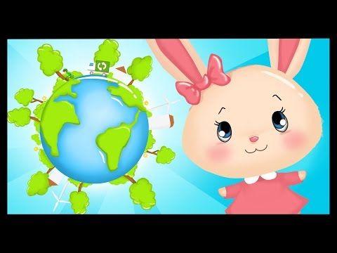 L'écologie - Notre planète - Chanson des Titounis pour les petits - YouTube