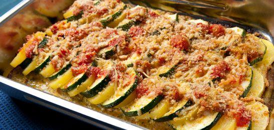Een ovenrecept met een heerlijk knapperig laagje.