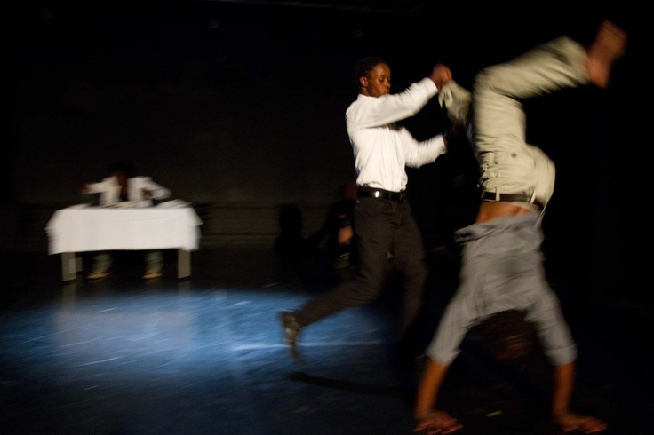 Nicholas Aphane's '4 Who...', picture by Lisa Skinner
