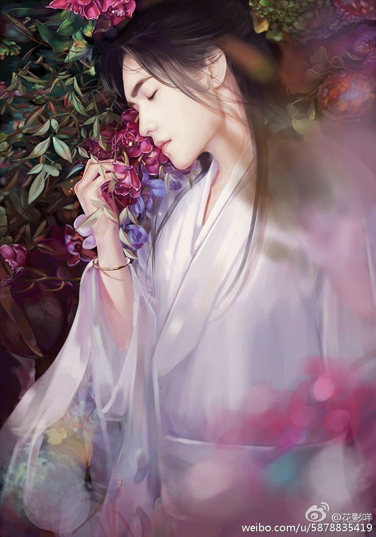 杨洋 饭制 灼灼鲜花十里,取一朵放在心上 足矣 三生三世十里桃花
