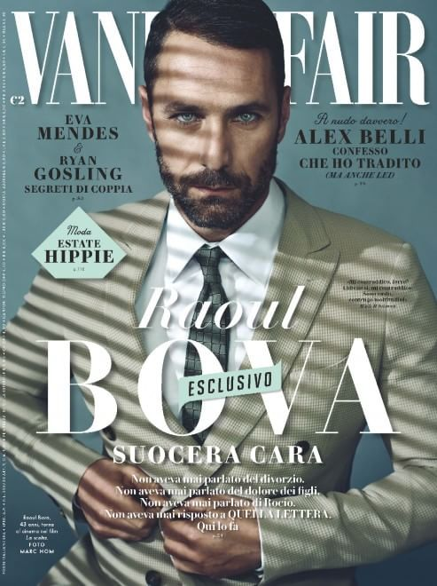 """Рауль Бова отвечает мать-в-законе Vanity Fair: «справедливой войны, а не предателем поверхностное"""" - показывает - Repubblica.it"""