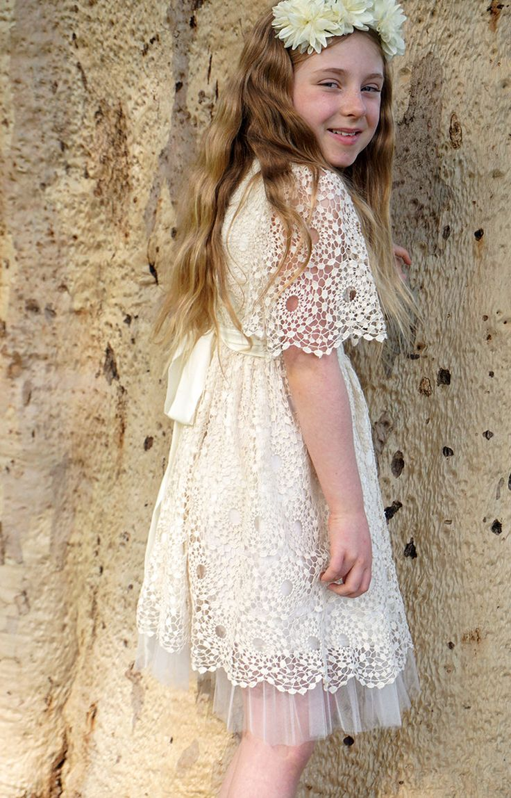 HAVE YOU SEEN GIRL BY KITE AND BUTTERFLY FLOWER GIRL DRESSES!!
