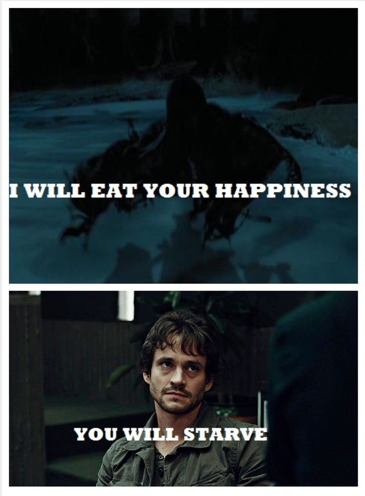 Dementor vs. Will Graham