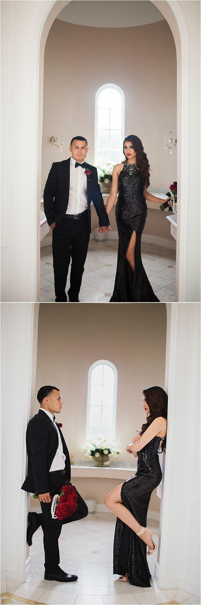 Formal Engagement Photos