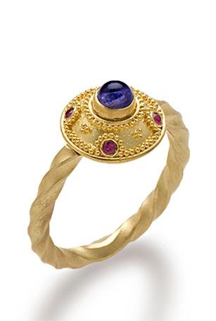 Tschetter Studio does lovely granulation: Argyle Ring, Jewelry Inspiration, Cream Puff, Amethyst More, Art Jewelry, Rings Lll, Tschetter Studio
