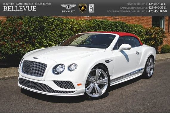 2016 Bentley Continental GT Speed | 1295758 | Photo 1 Full Size