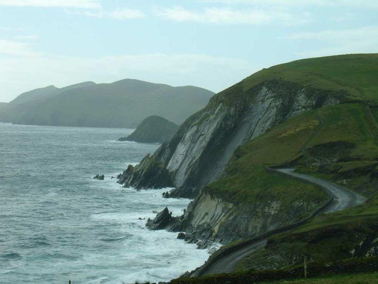 Slea Head Drive, Dingle Peninsula, County Kerry, Ireland