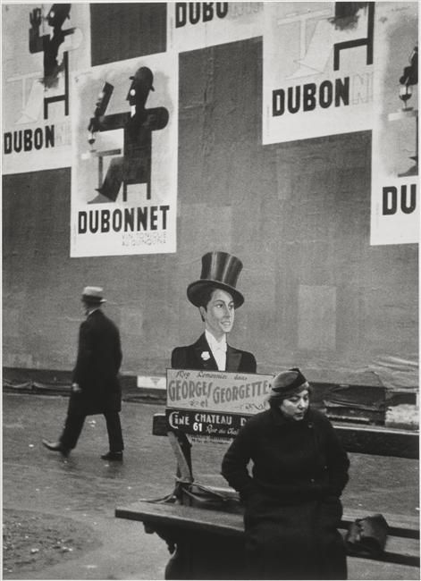 """Paris, Dubo Dubon Dubonnet"". Paris, Centre Pompidou - Musée national d'art moderne - Centre de création industrielle - Photo (C) Centre Pompidou, MNAM-CCI, Dist. RMN-Grand Palais / Georges Meguerditchian"