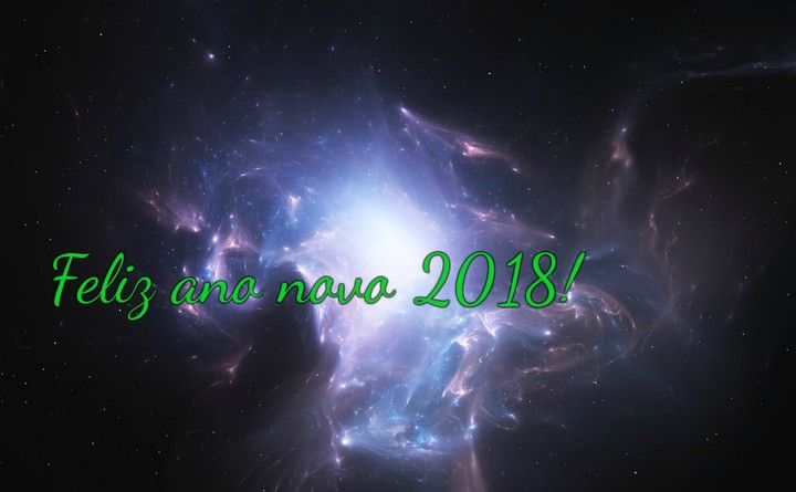 feliz ano 2018