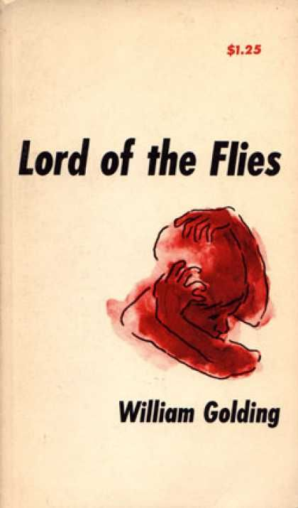 Lord of the Flies Book Cover | Read Books: Week 25: Lord of the Flies, by Wiliam Golding