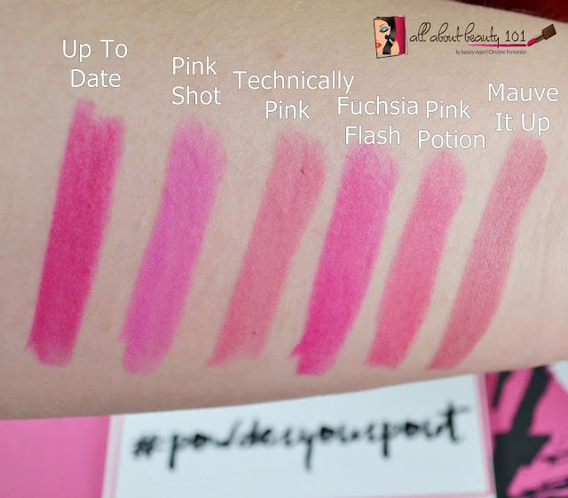 Pucker Up With The New Maybelline Powder Matte Lipsticks + Meet The Newest Maybelline Endorser | All About Beauty 101