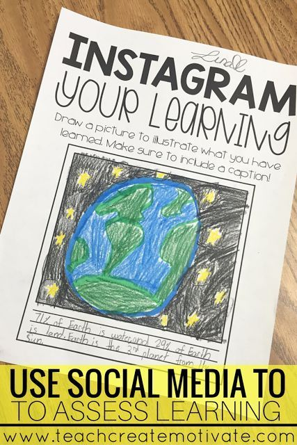 Using Social Media to Assess Learning