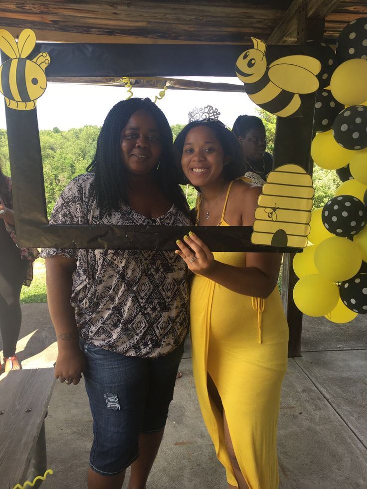 Bumble Bee Baby Shower Photo Booth