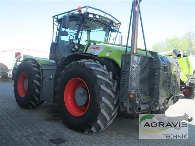 Claas XERION 5000 TRAC VC, Landmaschine Traktoren (Schlepper) in Olfen, gebraucht kaufen bei AutoScout24 Trucks