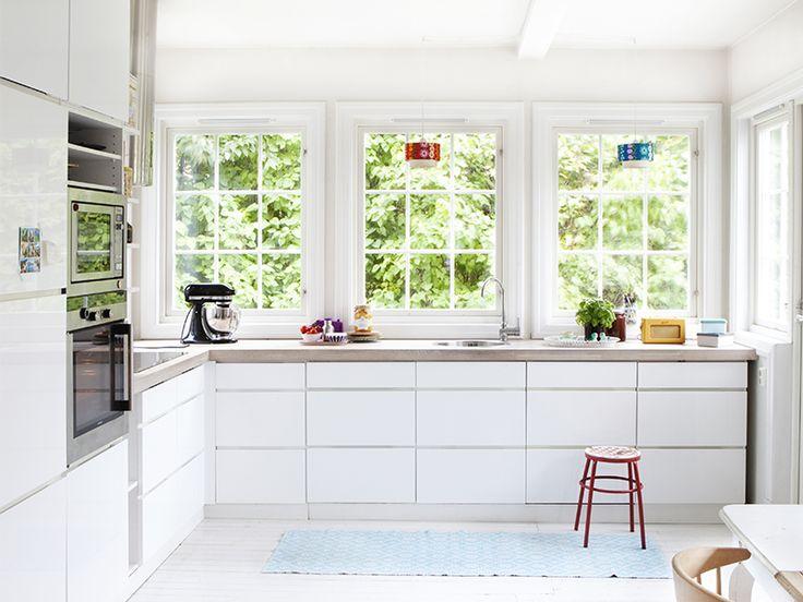 Color en la decoración | Estilo Escandinavo