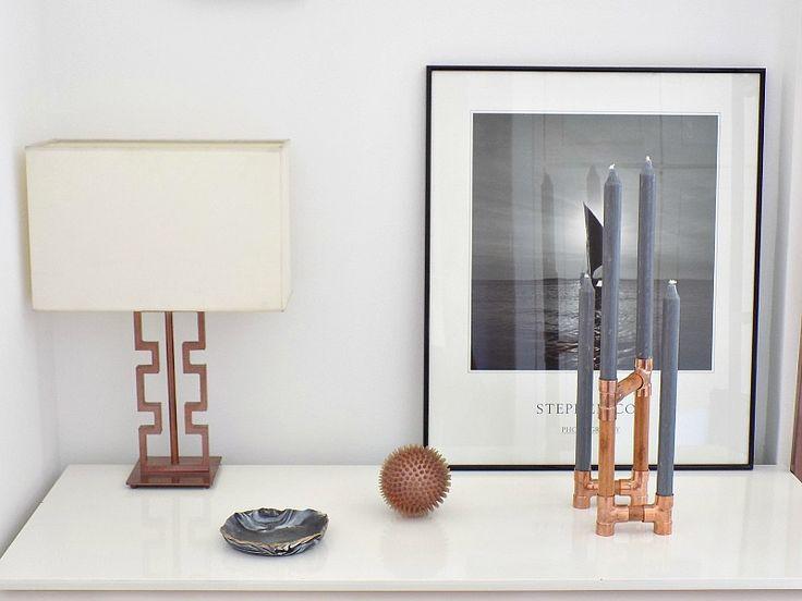diy-wooden-copper-candleholder