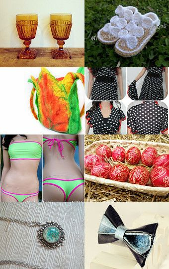 Spring Time by Sierra on Etsy--Pinned with TreasuryPin.com