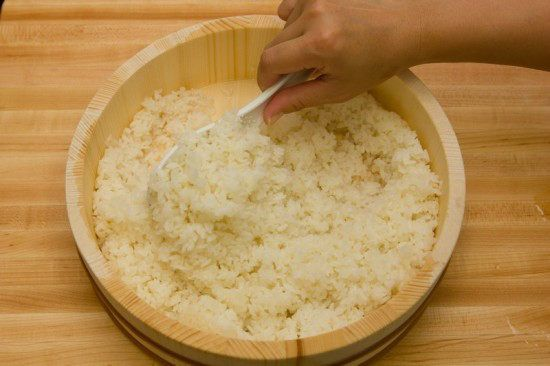 Want to learn how to make sushi rice at home
