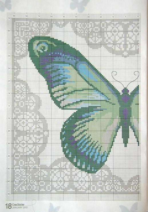 1/2 Gallery.ru / Фото #11 - CrossStitcher январь 2012 - bead