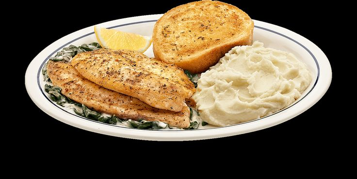 The new Tilapia Florentine @IHOP is a new dinner favorite with two tilapia filets on spinach tossed in Alfredo. #IHOP