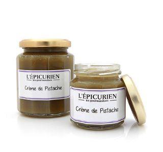 Crème de Pistache - pot de 125g — Tootici.fr