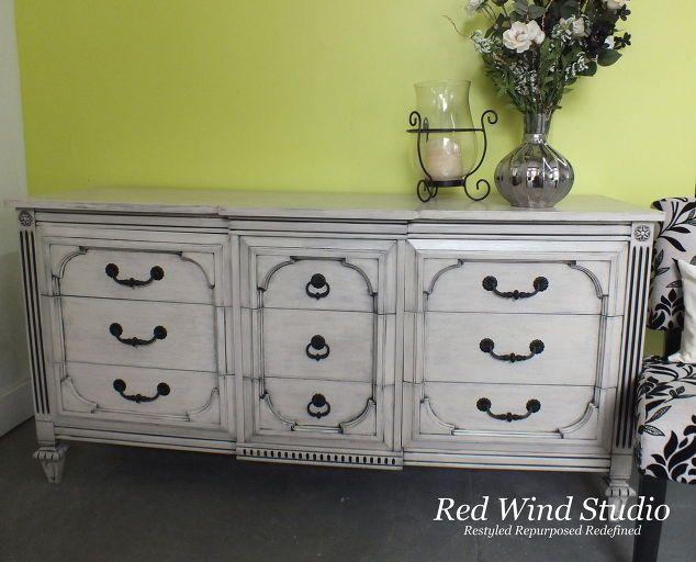 maalatut huonekalut pukeutuja musta pestä, maalatut huonekalut