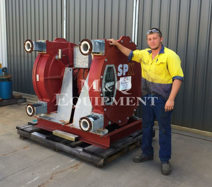 Austral pumps huge range of hose pumps ex stock