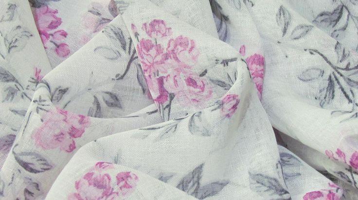 У нас можно заказать ткани. На фото Тюль 836. Весь каталог у нас на сайте. #ткань #домашнийтекстиль #текстиль #дом #дизайн #интерьер