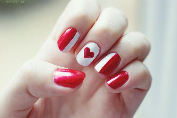 Canada Day Nails U 241 As Pinterest Body Care And Nail Nail